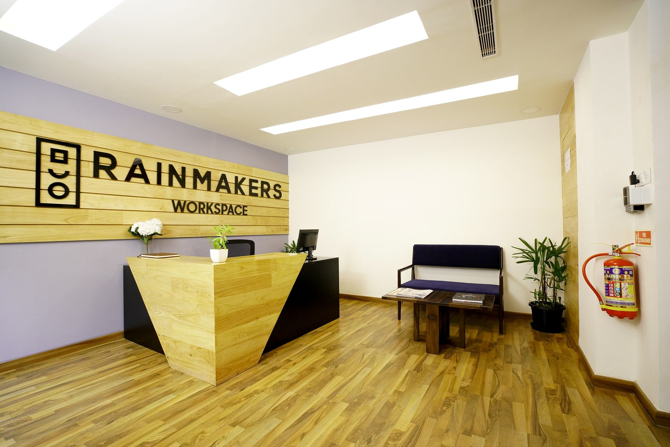 Rainmakers workspace