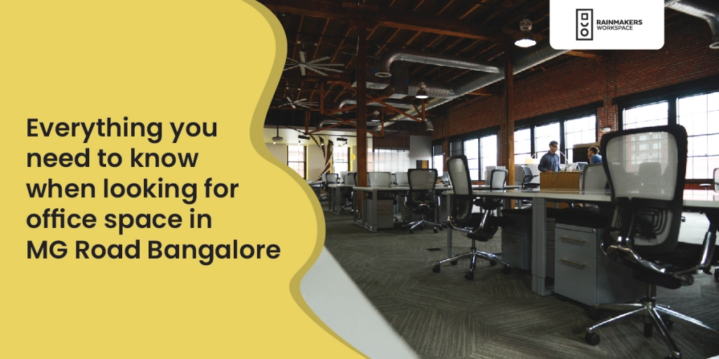 Coworking space in bangalore