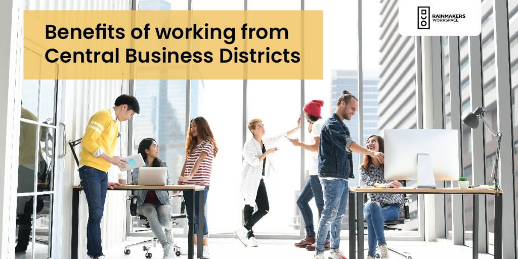 Benefits of Central Business Districts