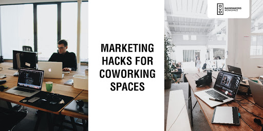 Marketing hacks for coworking spaces